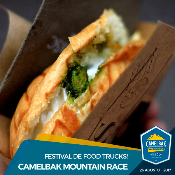 Alimentação na CamelBak Mountain Race